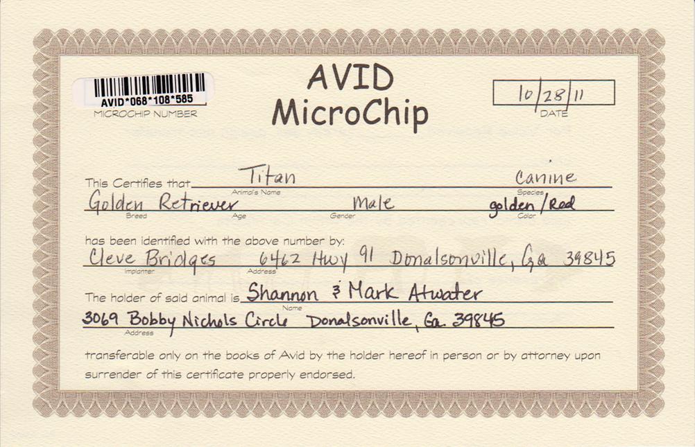 Titan_AVID_microchip